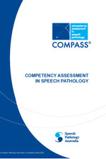 COMPASS™: Competency Assessment in Speech Pathology
