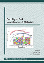 Ductility of Bulk Nanostructured Materials
