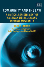 Community and the Law: A Critical Reassessment of American Liberalism and Japanese Modernity