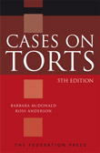 Cases on Torts (5th edition)