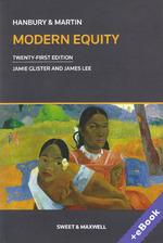 Hanbury & Martin: Modern Equity - 21st Edition