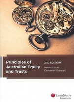 Principles of Australian Equity & Trusts - Second Edition