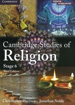 Cambridge Studies of Religion Stage Six Third Edition