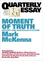 Moment of Truth: History and Australia's Future, QE 69