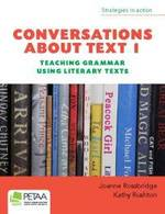 Conversations about Text. Teaching Grammar using Literary Texts