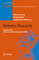 Robotics research: results of the 12th International Symposium ISRR