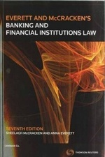 Everett & McCracken's Banking and Financial Institutions Law (7th edition)