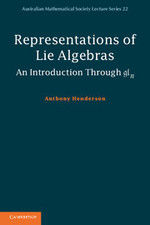Representations of Lie Algebras An Introduction Through gln