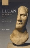 Lucan De Bello Ciuili Book 1