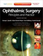 Ophthalmic Surgery, Principles and Practice