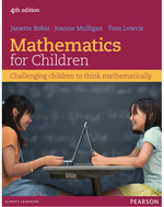 Mathematics for children: challenging children to think mathematically (4th edition)