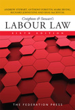 Creighton & Stewart's Labour Law - 6th Edition