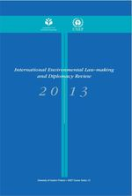 International Environmental Law-making and