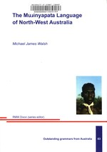 The Murinyapata Language of North-West Australia