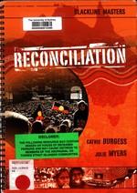 Reconciliation. Blackline Masters