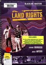 Land Rights. Blackline Masters