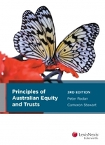Principles of Australian Equity and Trusts - 3rd Edition