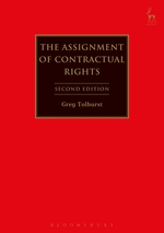 The Assignment of Contractual Rights - 2nd Edition