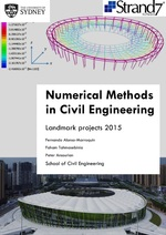 Numerical Methods in Civil Engineering, Landmark Projects 2015