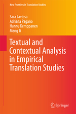 Textual and Contextual Analysis in Empirical Translation Studies