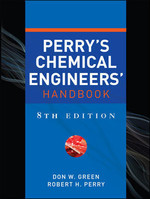 Perry's Chemical Engineers' Handbook 8th Edition