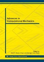 Advances in Computational Mechanics: Applied Mechanics and Materials Volume 553