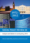 Social Policy Review 24
