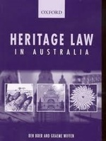 Heritage Law in Australia
