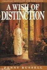 A Wish of Distinction: Colonial Gentility and Femininity