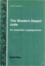 The Western Desert Code: An Australian cryptogrammar