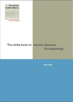 The  strike back on chronic diseases: it's happening!