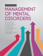 Management of Mental Disorders 5th Ed