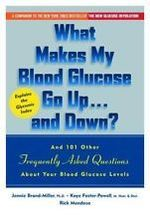 What Makes My Blood Glucose Go up...and Down