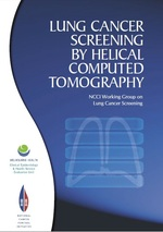 Lung Cancer Screening By Helical Computed Tomography