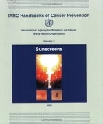 IARC Handbooks of Cancer Prevention: Sunscreens