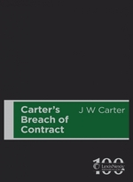 Carters Breach of Contract