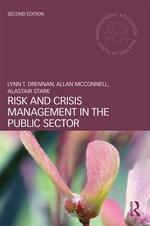 Risk and Crisis Management in the Public Sector [2nd Edition]