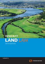 Land Law 6th edition