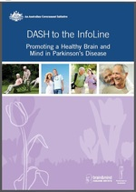 DASH to the InfoLine: Promoting a Healthy Brain and Mind in Parkinson's Disease