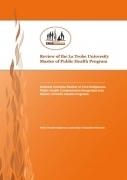Review of the La Trobe University Master of Public Health Program
