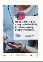 Using technologies safely and effectively to promote young people's wellbeing:  A better practice guide for services