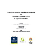 National Evidence Based Guideline for Blood Glucose Control in Type 2 Diabetes