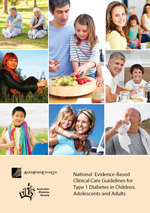 National Evidence-Based Clinical Care Guidelines for Type 1 Diabetes in Children, Adolescents and Adults