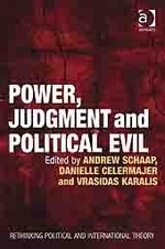Power, Judgement and Political Evil: In Conversation with Hannah Arendt