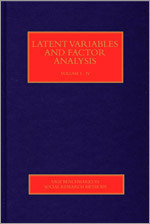 Latent Variables and Factor Analysis