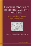 Fracture Mechanics of Electromagnetic Materials: Nonlinear Field Theory and Applications