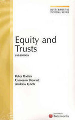 Equity & Trusts - 2nd Edition