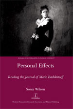 Personal effects: reading the journal of Marie Bashkirtseff