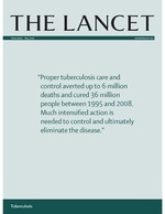 The Lancet Series: Tuberculosis