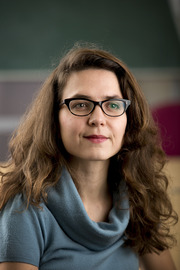 Associate Professor Charlotte Epstein